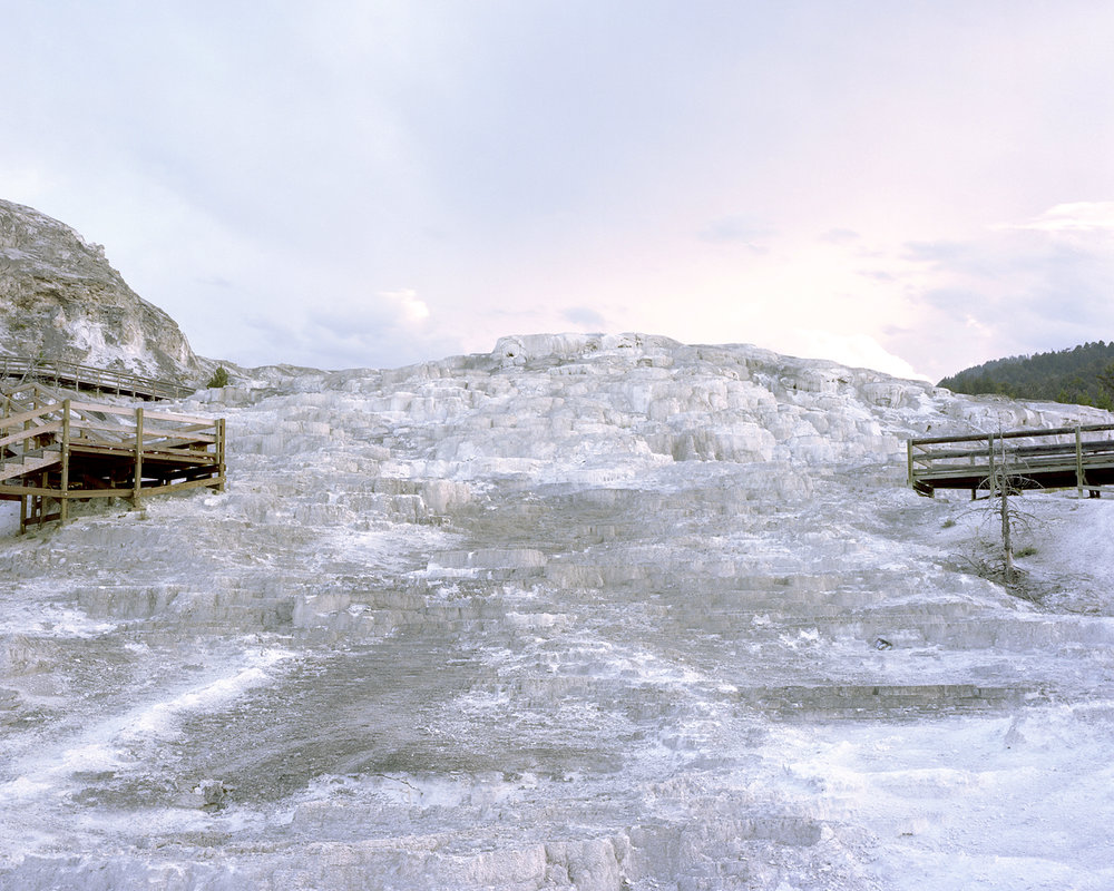 Mammoth Hot Springs, 2009