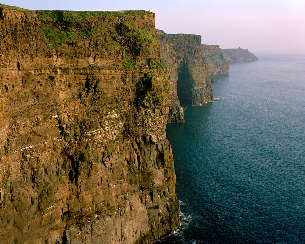 Cliffs of Moher, 2007