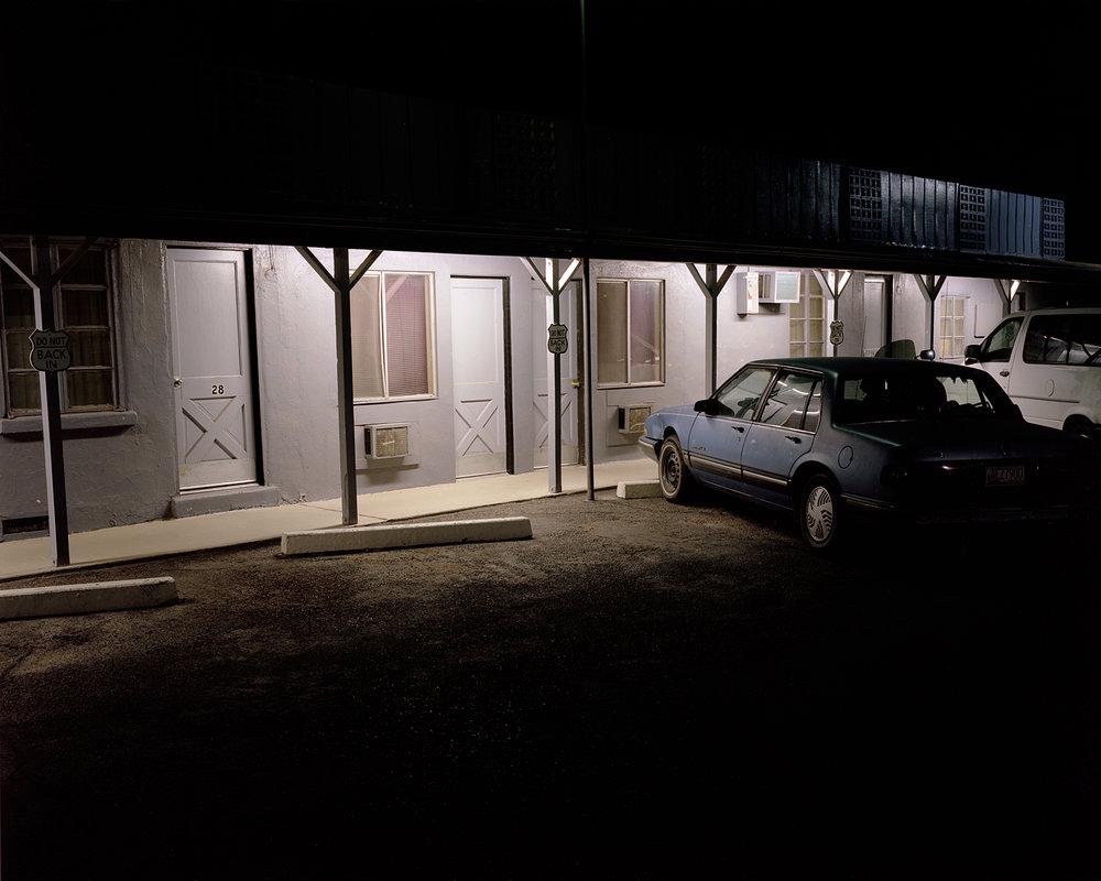 Desert Motel, 2009