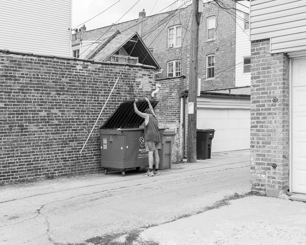 Dumpster Diving, 2017