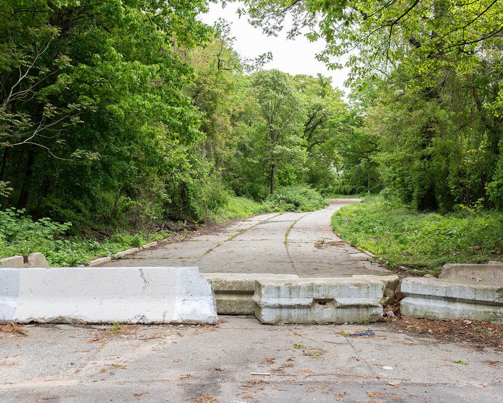 Abandoned Road, 2018