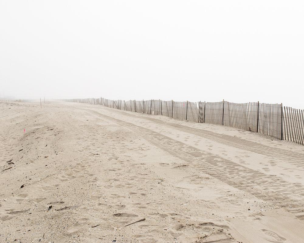 Far Rockaway Fog, 2016