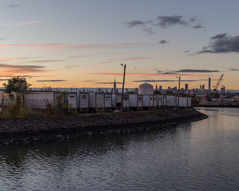 Newtown Creek, 2016