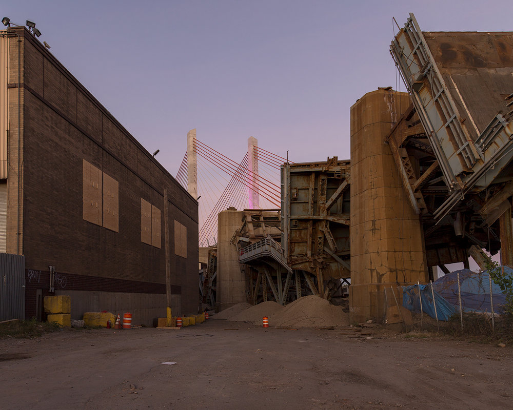 Kosciuszko Bridge Demo, 2017
