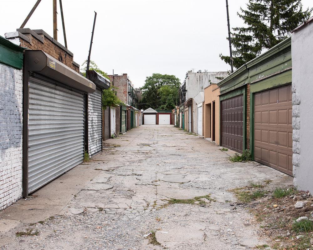 Garage Alley, 2018