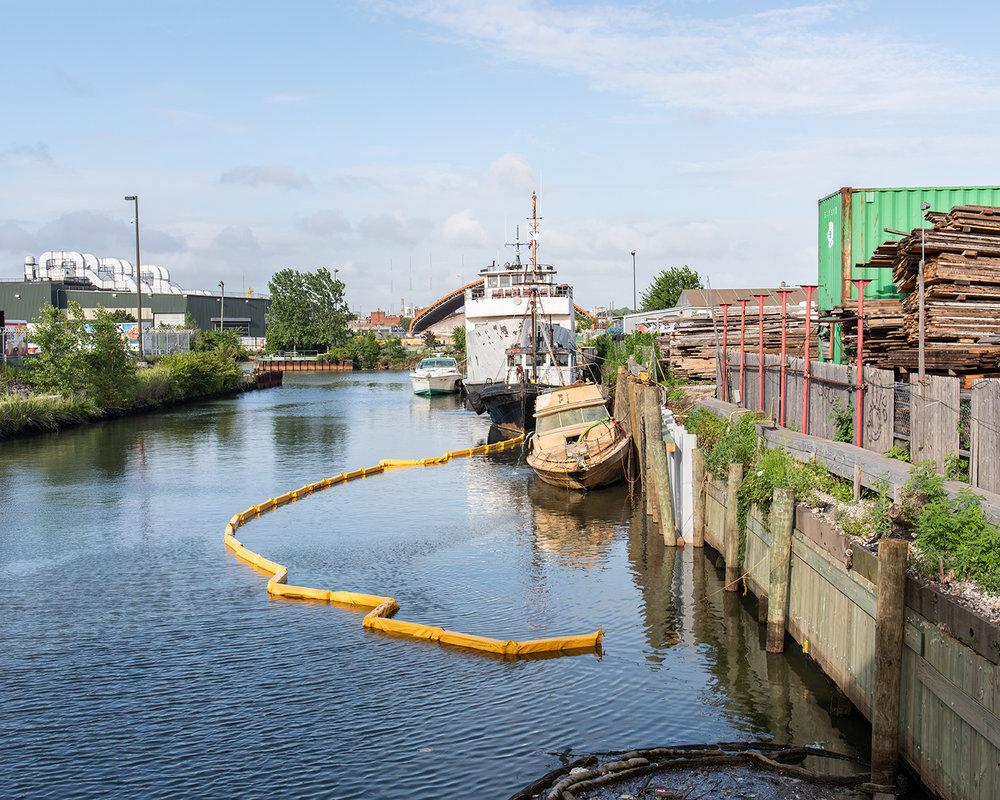 Boat Repair, 2018