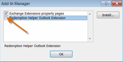 Outlook Fix