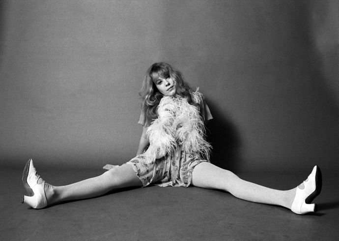 Courtesy of  Pamela Des Barres website