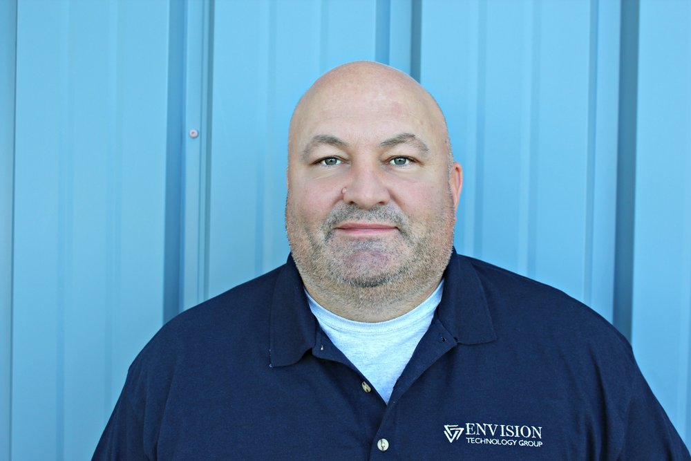Terry Nelson | Project Manager | Terry@Envision-kc.com | 816-516-6924