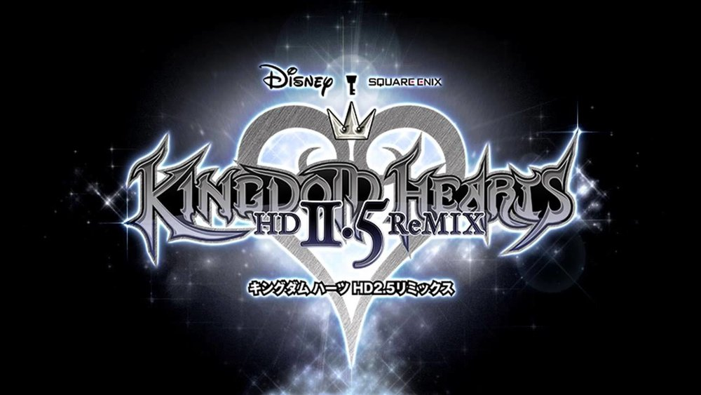 Kingdom Hearts 2.5 HD ReMix