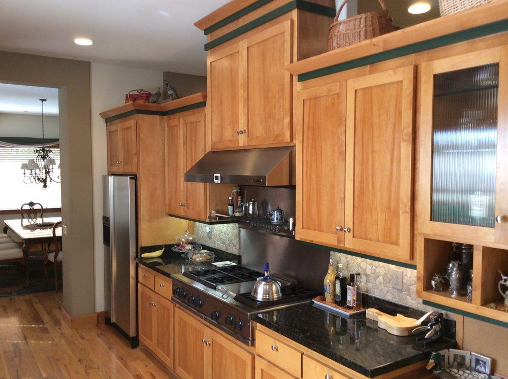 Custom Kitchen Grass Valley, Ca