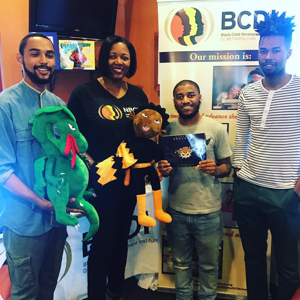 """""""Pancakes, Books, & Authors"""" - A Literacy Event Sponsored by the Black Child Development Institute (July 2017)"""