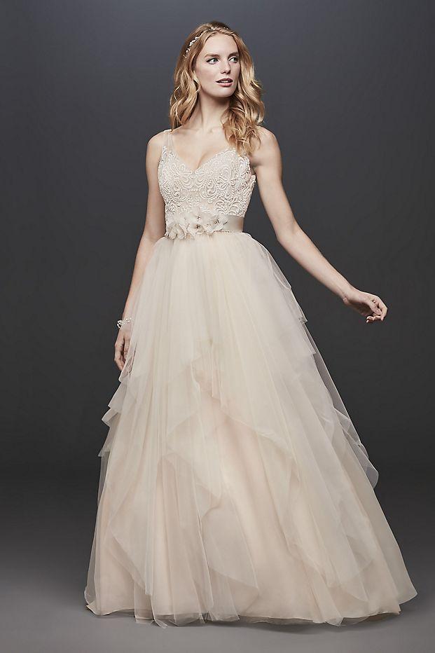 Photo: David's Bridal