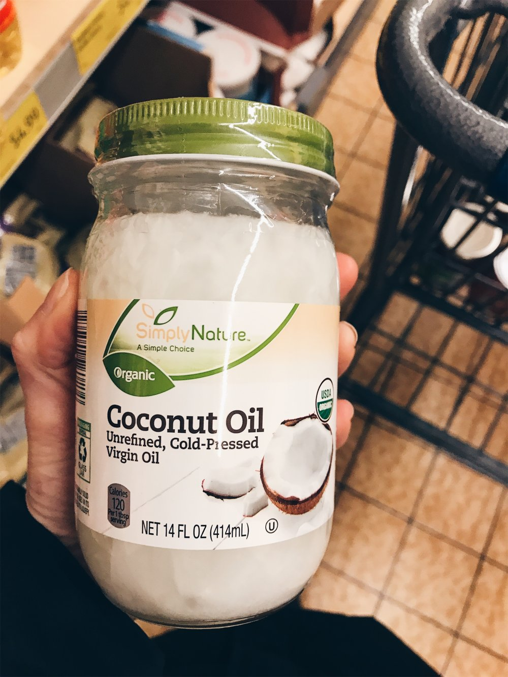 YES! YES! YES! I cook almost everything in coconut oil. It is the absolute best. And ALDI's is only $4.99. The cheapest I have seen around town. This is perfect for cooking eggs, meats, roasting veggies, and many other things.