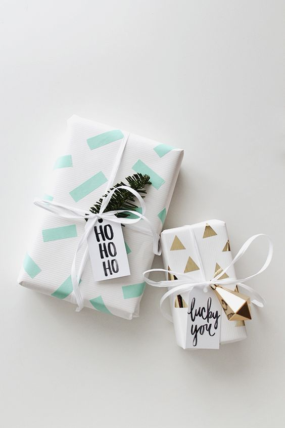 Almostmakesperfect.com (how perfect are these? - all done with washi tape)