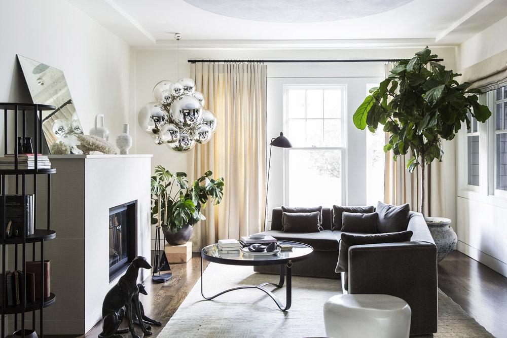 San Francisco residence / Design: Geremia Design / Photo: Laure Joliet / Styling: Yedda Morrison