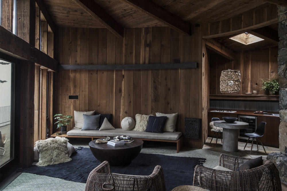 Esalen Institute, Big Sur / Design: Salt + Bones / Photo: Laure Joliet / Styling: Yedda Morrison