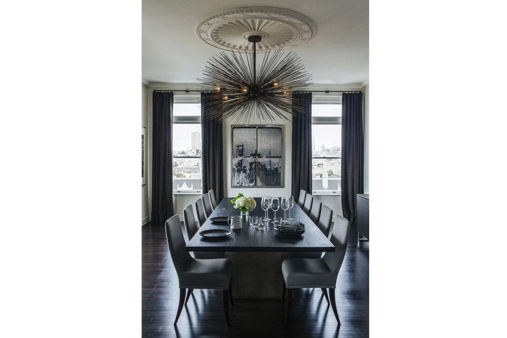 Pacific Heights residence / Design: NICOLEHOLLIS / Photo: Laure Joliet / Styling: Yedda Morrison