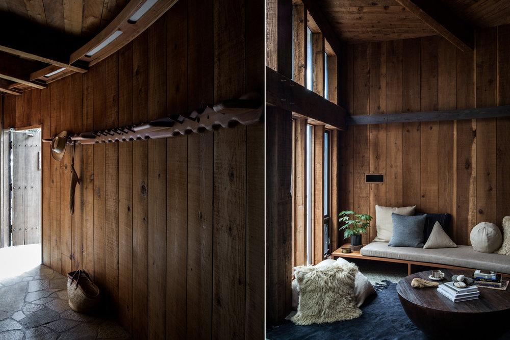Esalen, Big Sur. designer: Salt & Bones, photo: Laure Joliet, stylist: Yedda Morrison
