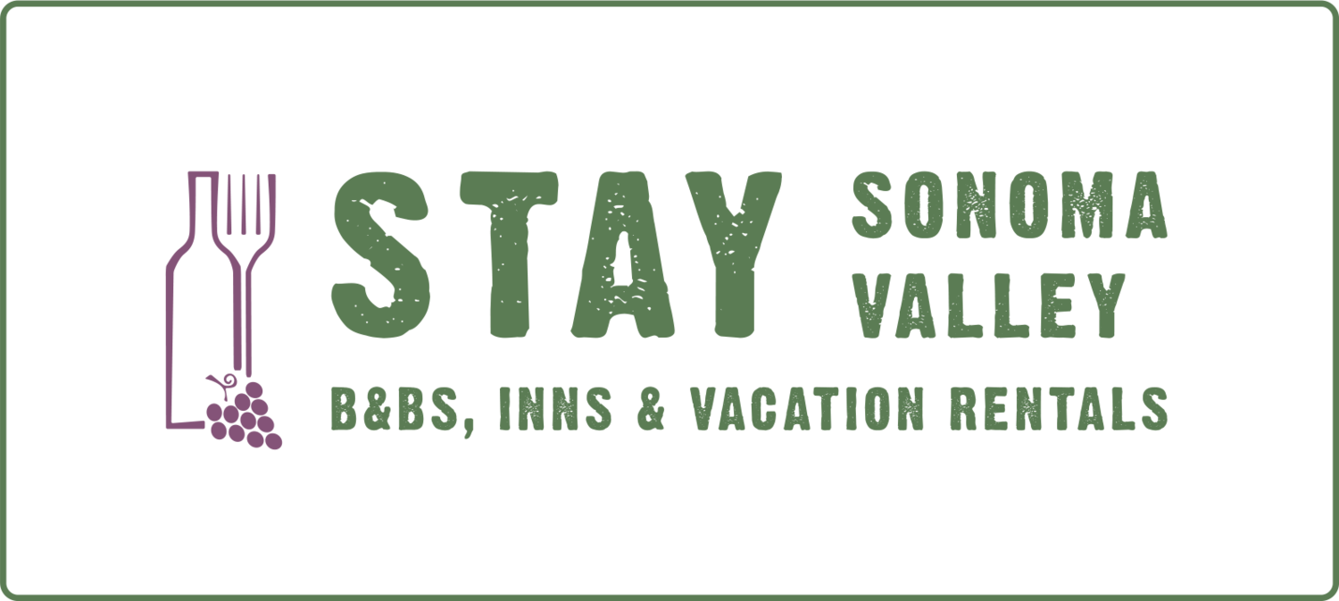 Stay Sonoma Valley - Best Lodging in Sonoma for 2017