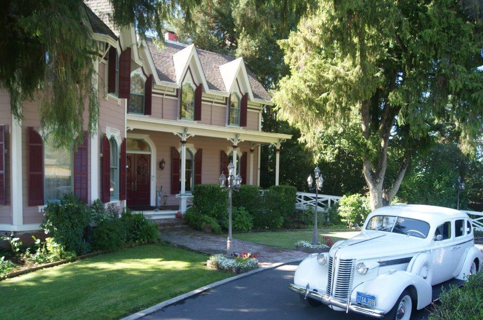 The Gables Wine Country Inn, Santa Rosa — Stay Sonoma Valley - Best ...