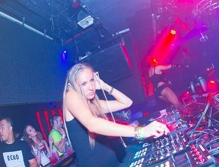 DJ / Producer Miss Jennifer.