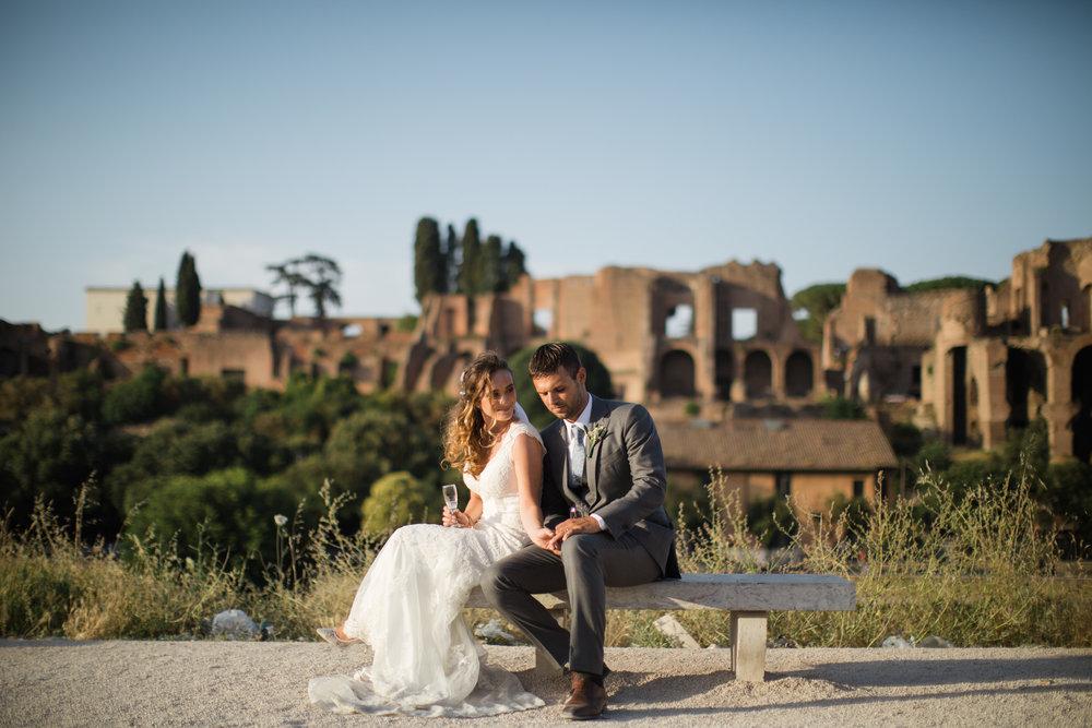 Classic rome - Villa Quintili, Rome