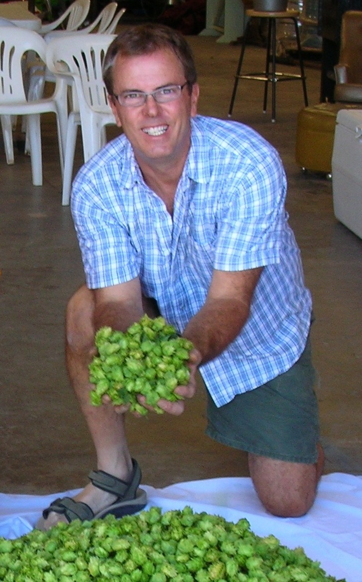 Randy Flores | US Hop Source Distributor