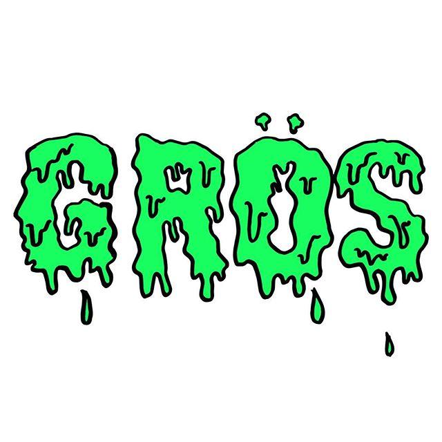 """We're GRÖS"""