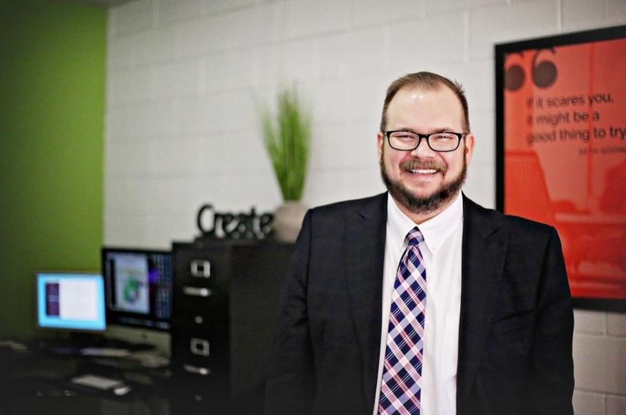 Jake Fisher, co-founder of Bridges Strategies -