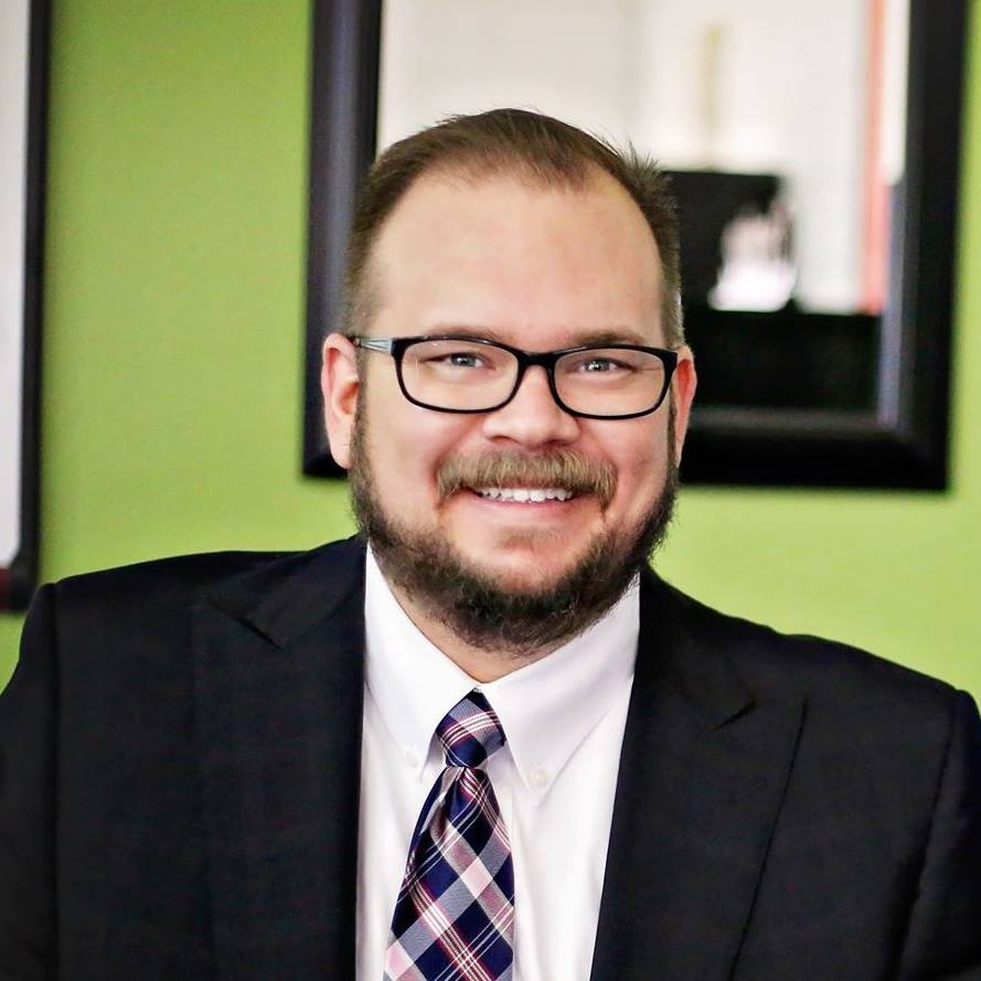 Jake Fisher - MARKETER, WRITER, PROUD OKC DOWNTOWNER AND CO-FOUNDER OF BRIDGES STRATEGIES