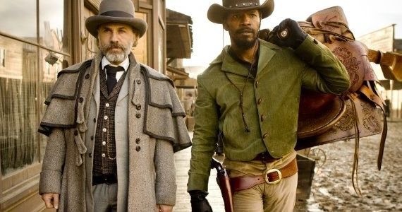 Django Unchained won the Bronze Wrangler for Theatrical Motion Picture in 2013.  Image credit: Flickr.com user 22860 (CC BY-SA 2.0)