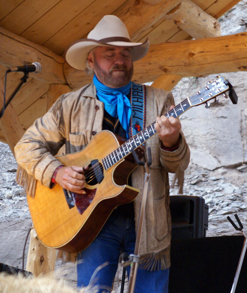 Michael Martin Murphey - 2019 Lifetime Achievement Award winner & three-time Bronze Wrangler award winner