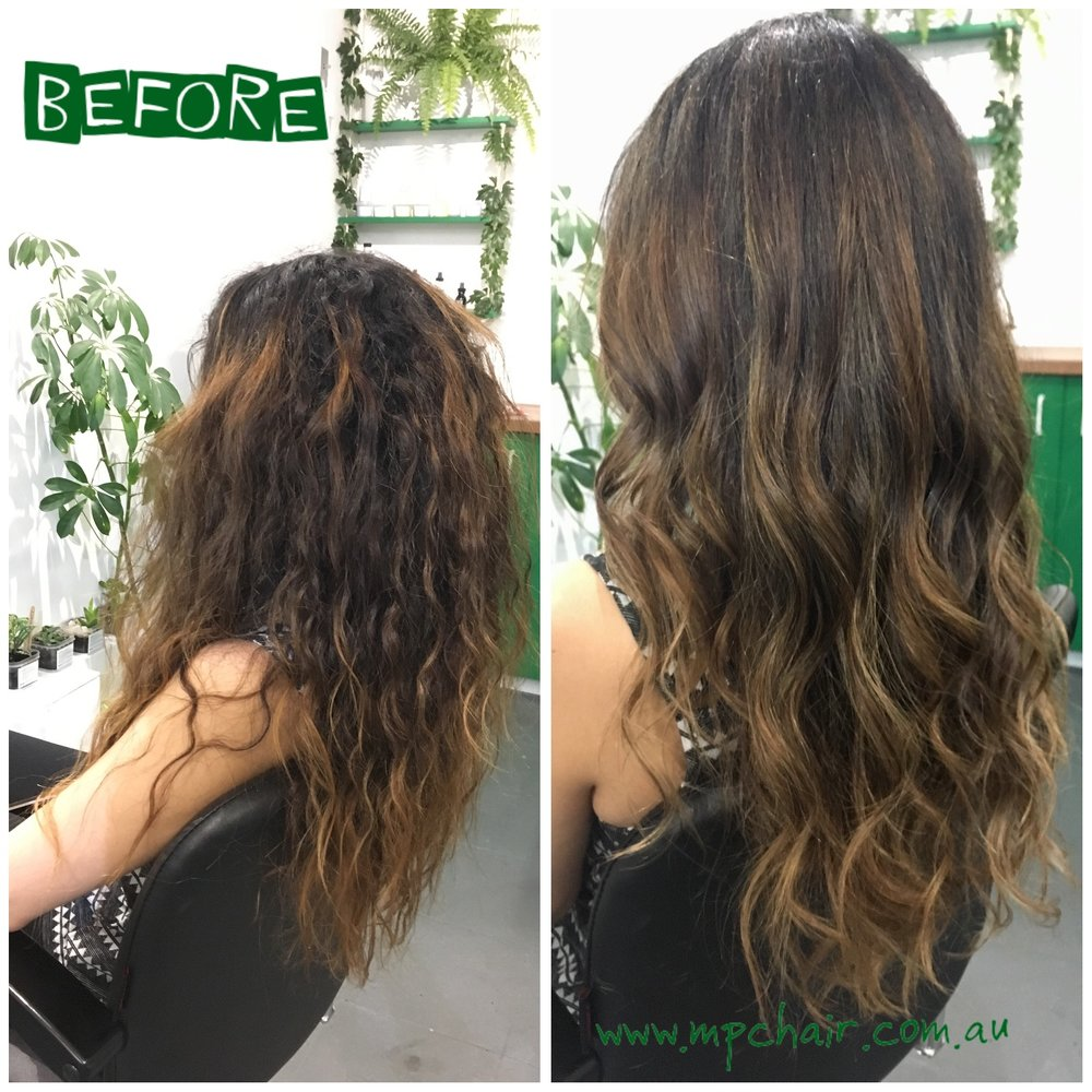 Balayage, one of the most refreshing ways to get texture and movement into your long hair.  Working with multiple colour palate, its a perfect natural sun kissed style.