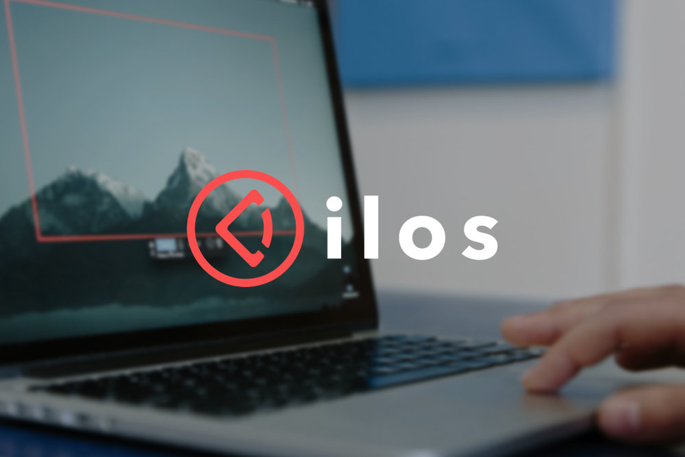 ilos - Brand Identity - My first major project at ilos was designing their brand identity starting with a signature and a style that would permeate throughout the brand.