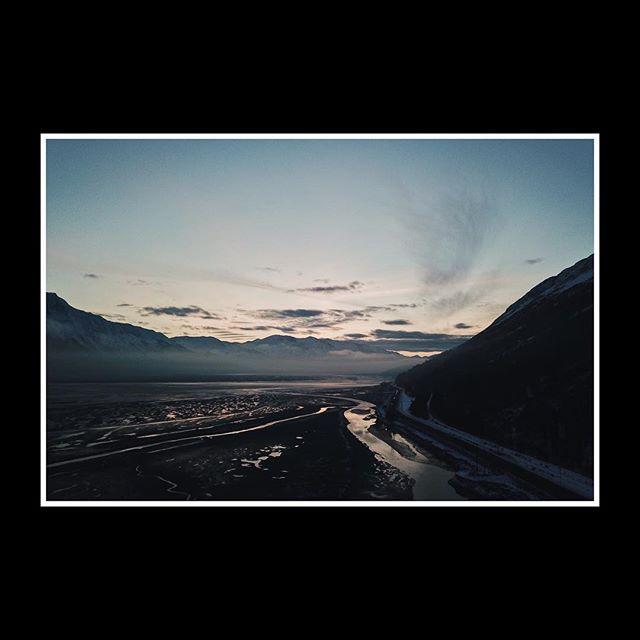 Home / Alaska - February 2018 - #vscocam #djimavicpro #explorealaska #droneheroes