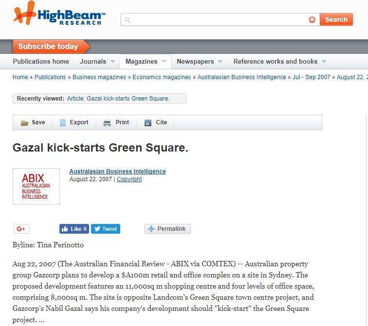 KickstartGS