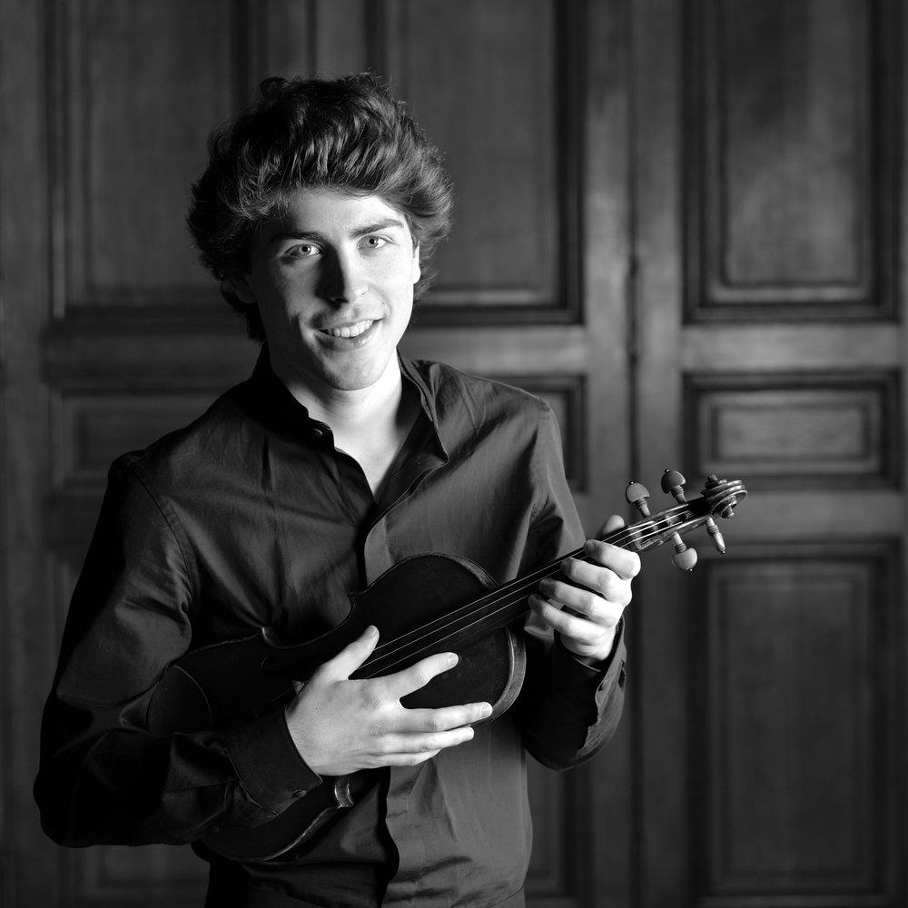 Nicolas Dupont (viool)