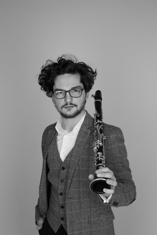 Žilvinas Brazauskas (klarinet)