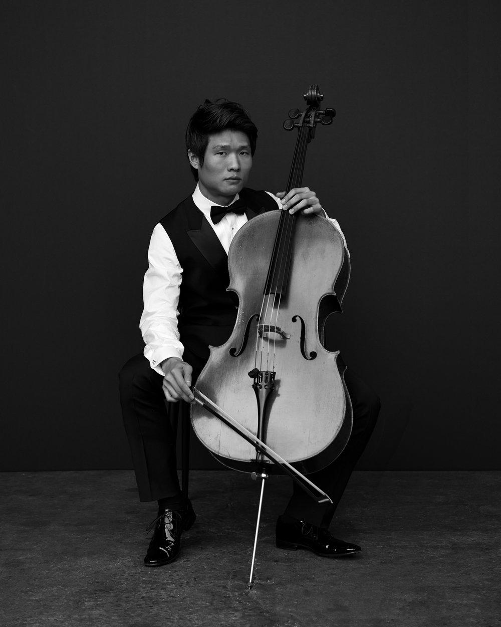Han Bin Yoon (cello)