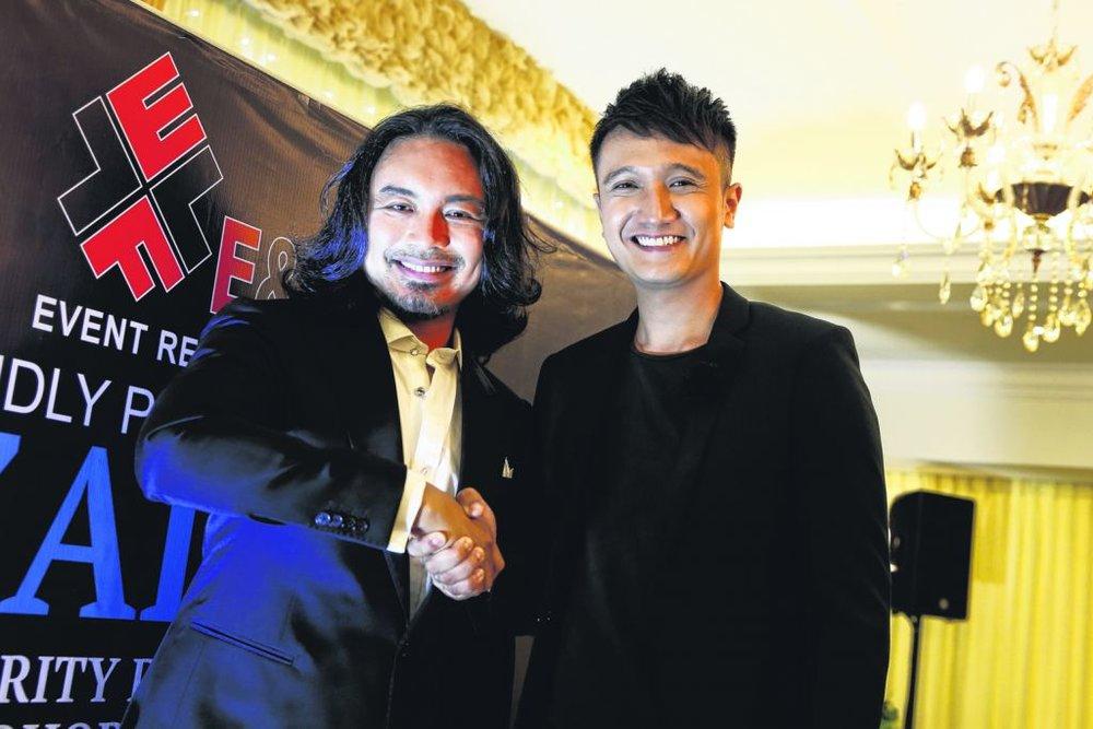 Konsert 'Sepetang Bersama Bintang - Anuar Zain' dibatal