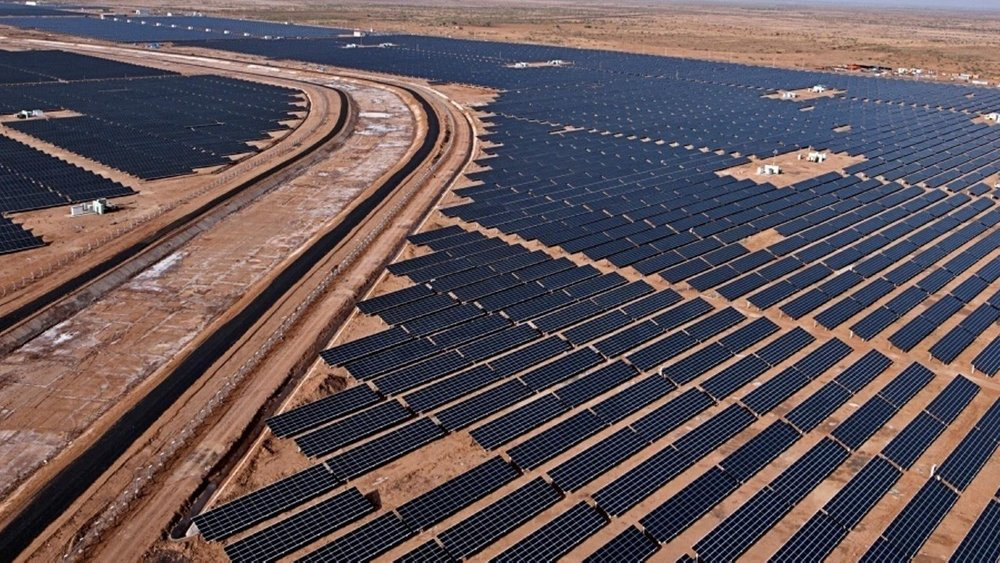 #3: Kamuthi Solar Power Project (India)