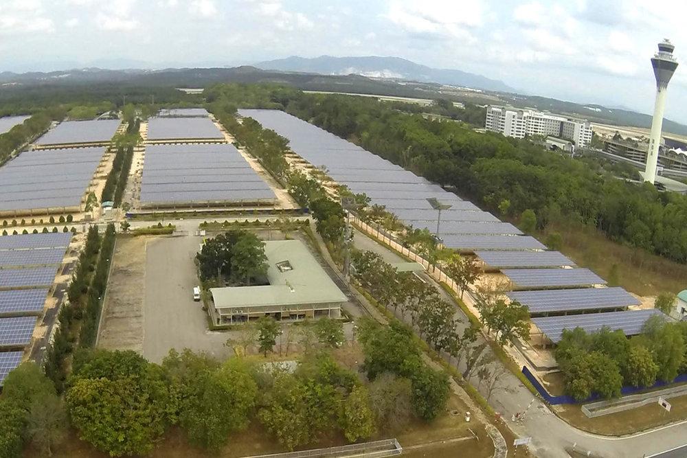 #19 - Kuala Lumpur Airport Solar - Image: Juwi
