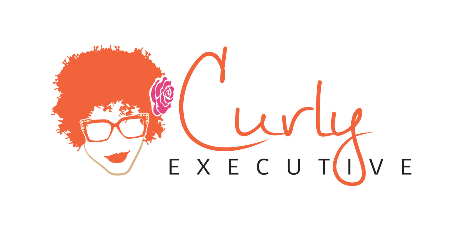 The Curly Executive