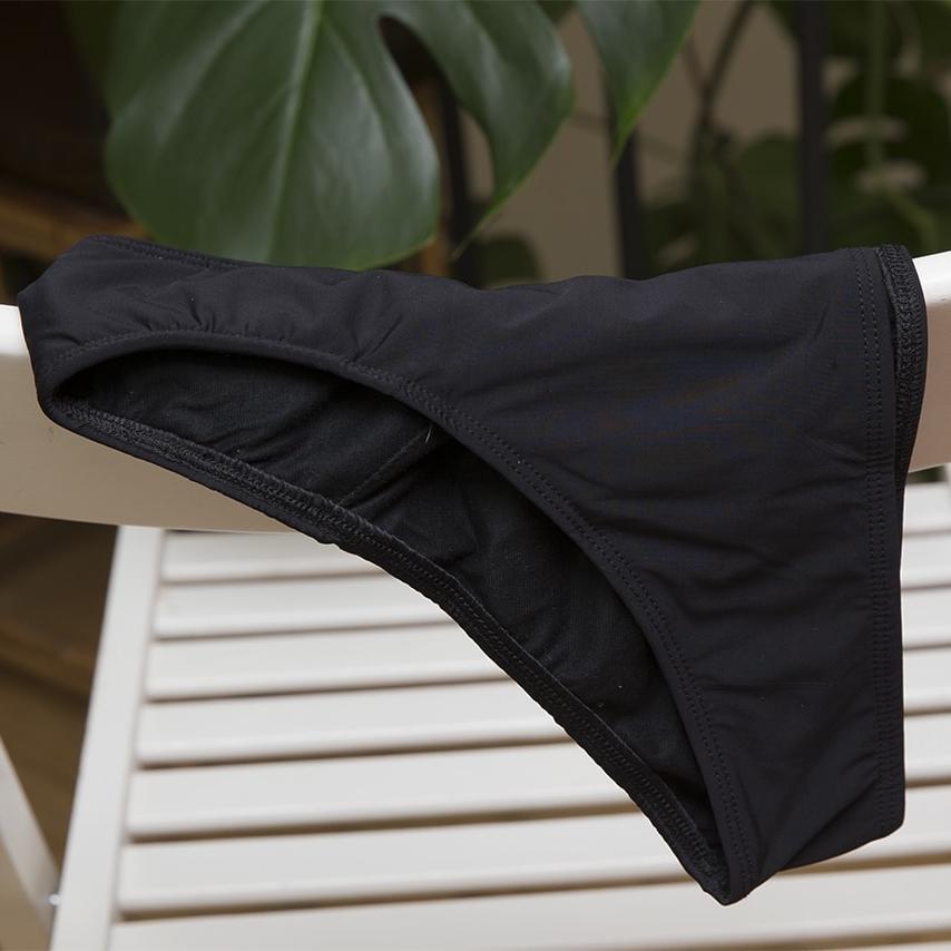 La culotte menstruelle EMPO est : - ULTRA-FINE (moins de 2mm d'épaisseur), pas d'effet