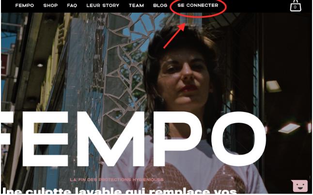 FEMPO COMPTE CLIENT