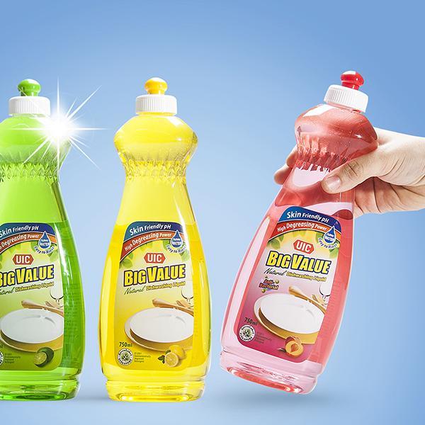 UIC Detergent