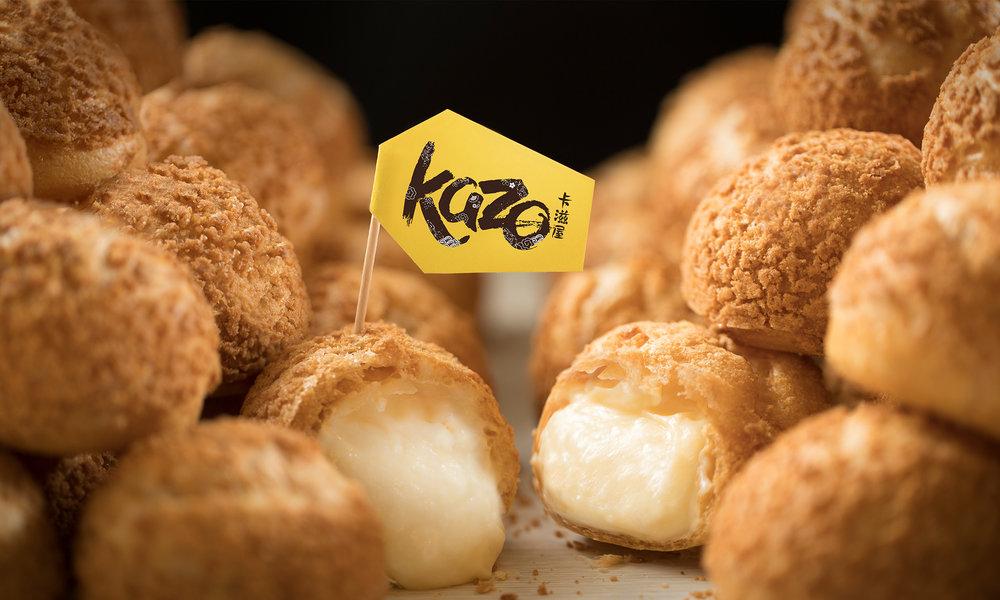 kazo-singapore-crispy-cream-puffs-hokkaido