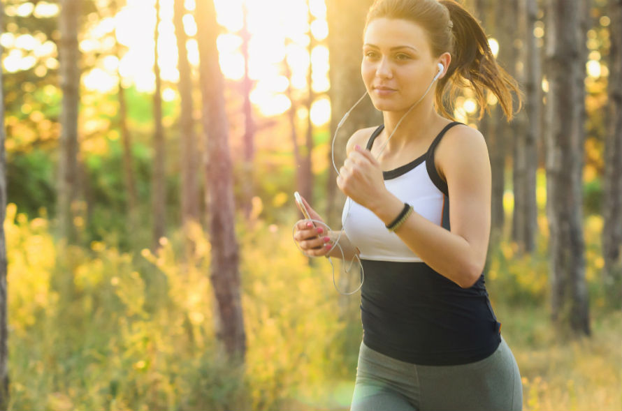 Exercise is a tool which can be used to transform your entire life.