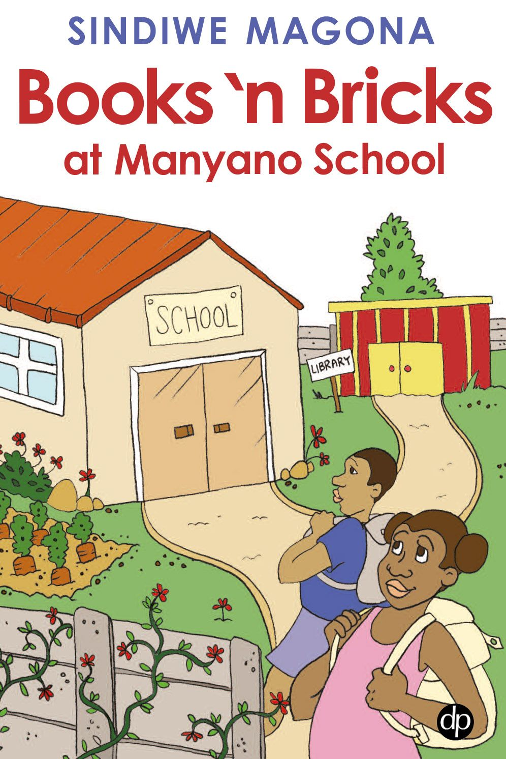 Books 'n Bricks at Manyano School - Sindiwe Magona